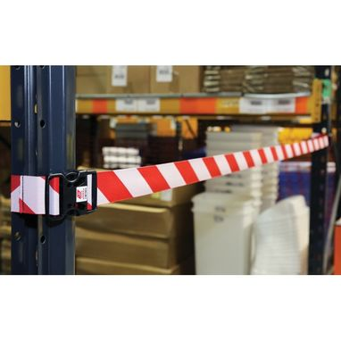 SIGNS & LABELS Quick Barrier - 4 Metre