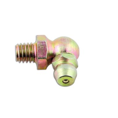 CONNECT Grease Nipple - 90° Angle - M6 x 1.0mm - Pack Of 25