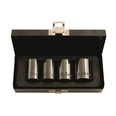 LASER Emergency Wheel Nut Remover - 4 Piece