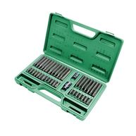 KAMASA Star Spline & Hex Key Set - 40 Piece