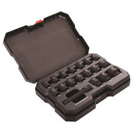 PCL Impact Socket Set - Drive 1/2in. - 18 Piece