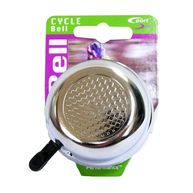 SPORT DIRECT Alloy Cycle Bell - Silver