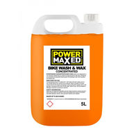 POWER MAXED Power Maxed Heavy Duty Bike Wash 5.0Ltr Concentrate