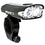 AWE X-Fire™ LED Front Cycle Light - Black - 40 Lumen