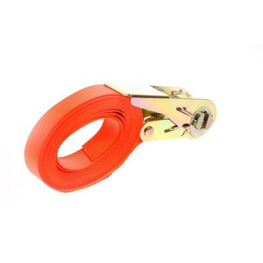 MAYPOLE Ratchet Tie Down Strap - 4.5m x 25mm