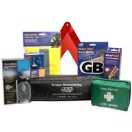 TRAVEL SPOT Comprehensive European Motoring Kit