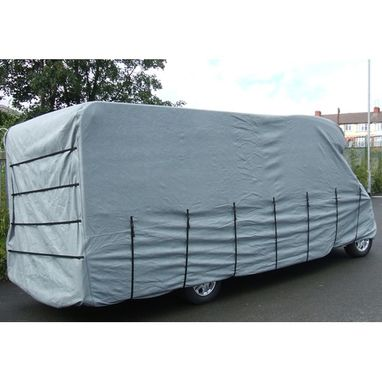 MAYPOLE Motor Home Cover - 5.7m-6.1m - Grey