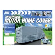 MAYPOLE Motor Home Cover - 6.1m-6.5m - Grey