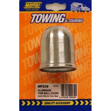 Tow Cover New Maypole 139 Pvc Tow Ball Boot And Reflector
