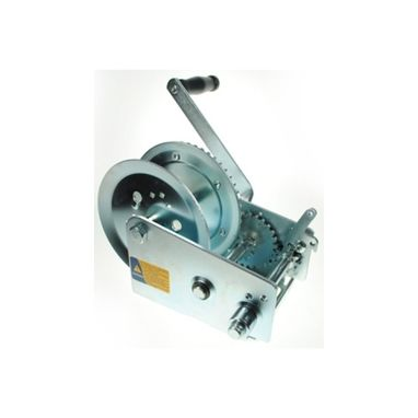 MAYPOLE Hand Winch with Hand Brake - 625kg