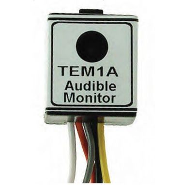 MAYPOLE 12V Professional Audible Sensor/Buzzer