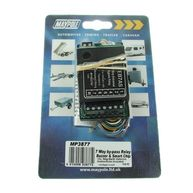 MAYPOLE 7 Way Bypass Relay - Display Pack