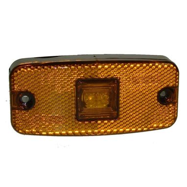 MAYPOLE LED Side Marker Lamp - Amber