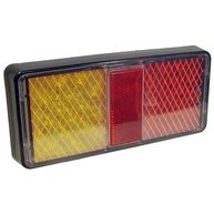 MAYPOLE 12/24V LED Rear Rectangular Combination Lamp