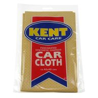 KENT Perforated Synthetic Chamois Leather - 400mm x 400mm - Bagged