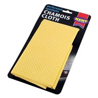 KENT Perforated Synthetic Chamois Leather - 400mm x 400mm - On Card