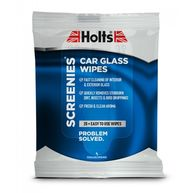 HOLTS Screenies Car Glass Wipes - Pack of 20