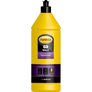 FARECLA G3 Wax Premium Liquid Protection - 1 litre