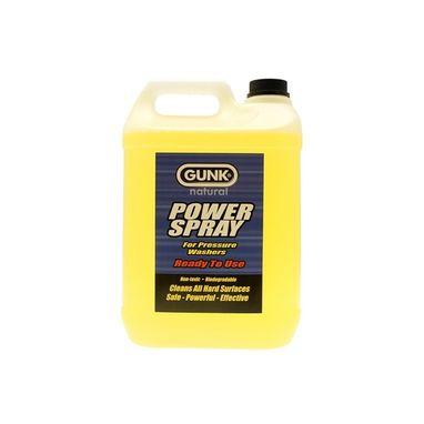 GUNK Pressure Washer Power Spray - 5 Litre