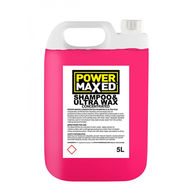 POWER MAXED Power Maxed Car Shampoo And Ultra Wax - 5.0Ltr