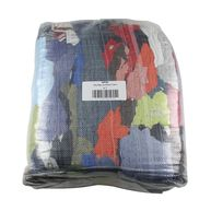 KENT Bale Laundered Coloured Polishing Cloths - 10kg