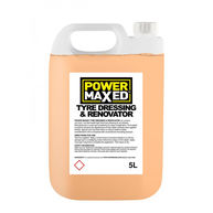 POWER MAXED Power Maxed Tyre Dressing 5.0Ltr Ready To Use