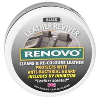 RENOVO Leather Reviver - Black - 200ml