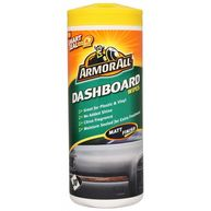 ARMORALL Dashboard Wipes - Matt Finish - Tub Of 30