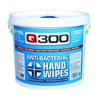 Q300 Anti-Bacterial Hand Wipes
