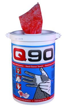 Q90 Industrial Strength Hand Wipes