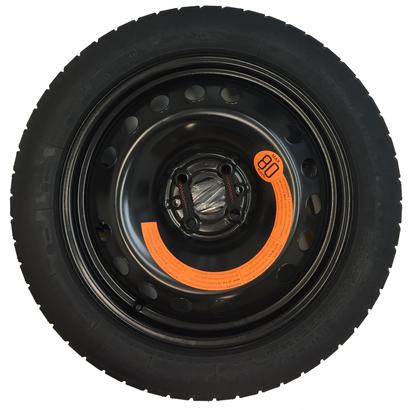 Ford Ka  Roadhero Space Saver Wheel Tyre Kit