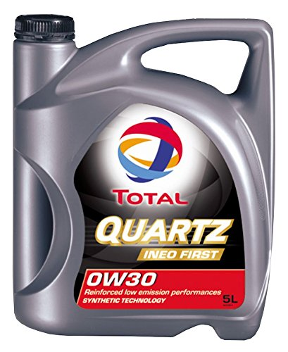 Total Quartz Ineo First 0W-30 Peugeot & Citroen Recommended Oil