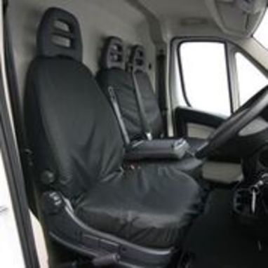 Peugeot Boxer - Front Single Seat Cover