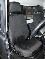 Land Rover Defender 2007 Onwards - Front Seat Covers