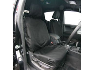 Isuzu D-Max 2012 Onwards - Front Seat Cover Set