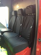 Volkswagen Crafter 2006 – 2017 Passenger Double Seat Cover