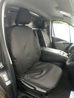 Fiat Talento 2014 Onwards - Front Single Seat Cover