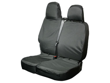 Renault Trafic 2014 Onwards - Double Passenger Seat Cover