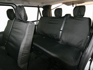 Nissan NV300 Combi 6 Seat - Rear Seat Cover Set