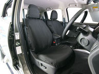 Fiat Fullback - Front Driver and Passenger Seat Cover
