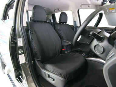 Mitsubishi L200 2016 Onwards - Front Driver and Passenger Seat Cover