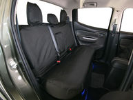 Fiat Fullback - Rear Seat Cover