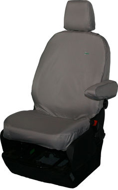 Ford Transit 2014 Onwards and Transit Custom - Front Single Seat Cover