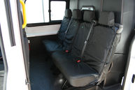 Ford Transit 2014 Onwards - Four Person Crew Seat Cover