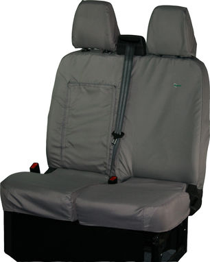 Ford Transit 2014 Onwards - Front Double Passenger Seat Cover
