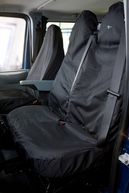 Ford Transit Pre 2014 (1965-2014) - Front Double Passenger Seat Cover
