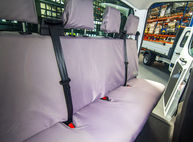 Ford Transit Tipper Crew Cab 2014 Onwards - Rear Seat Cover