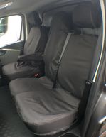 Vauxhall Vivaro 2014 Onwards - Folding Double Passenger