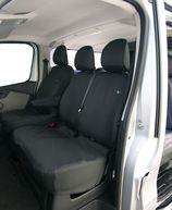 Fiat Talento 2014 Onwards - Non Folding Double Passenger