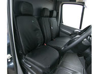 Volkswagen Crafter 2006 – 2017 - Front Single Seat Cover
